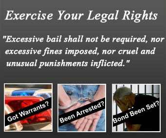 Exercise your legal rights